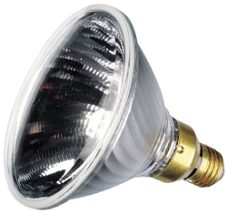 120 Watt Halogen Par 38 110 Volt (Spot Light Beam)