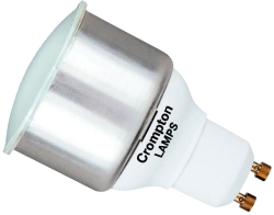 Energy Saving GU10 11 Watt Cool White (60 Watt Alternative)