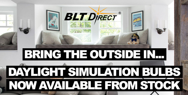 BLT Direct Expands Range of Daylight Simulation Bulbs