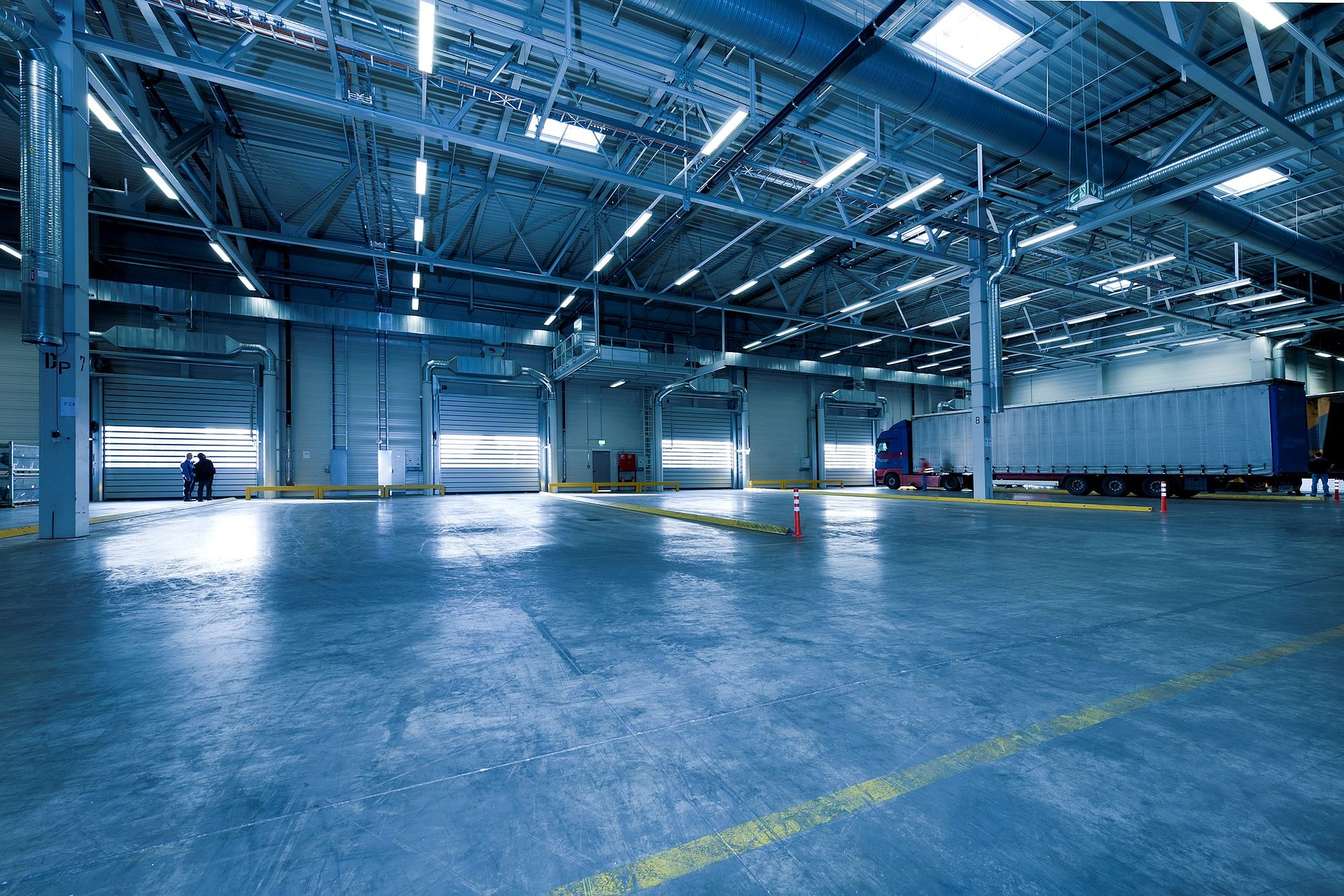 An Infinitive Guide To Warehouse Lighting