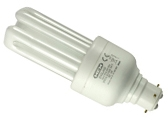 Energy Saving 15 watt PLET Lamp BC (3 Pin) Warm White (75 Watt Alternative)