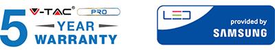 V-Tac Pro 5 Year Samsung